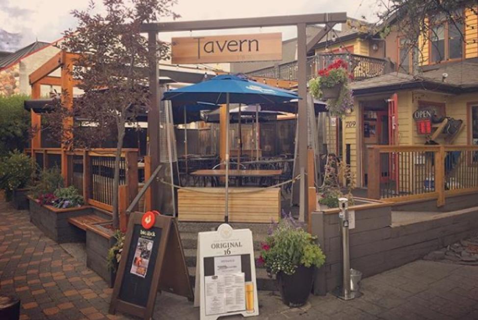 Tavern - Restaurant & Bar
